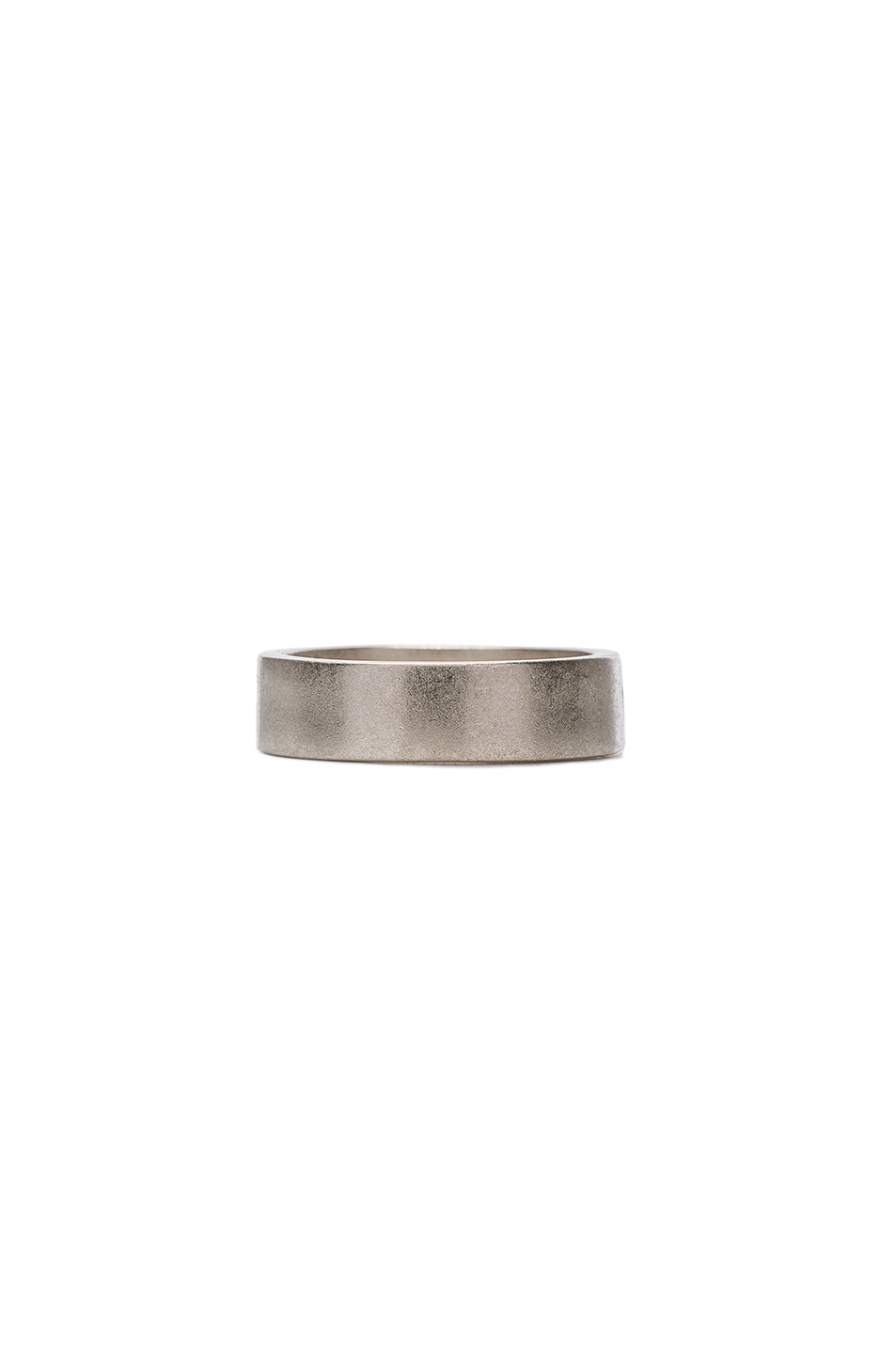 Maison Margiela Ring in Metallics