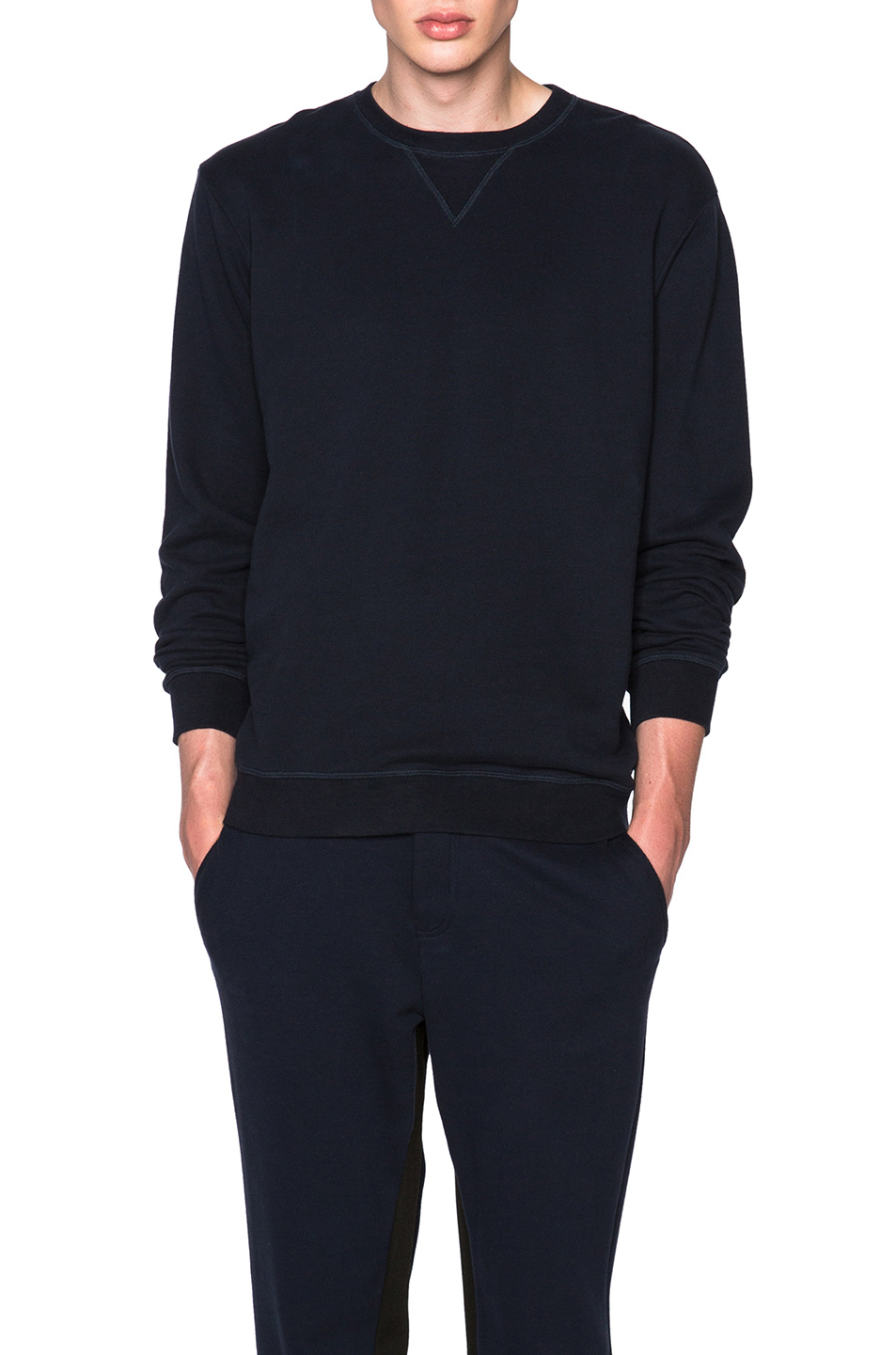 Maison Margiela Sweatshirt in Blue