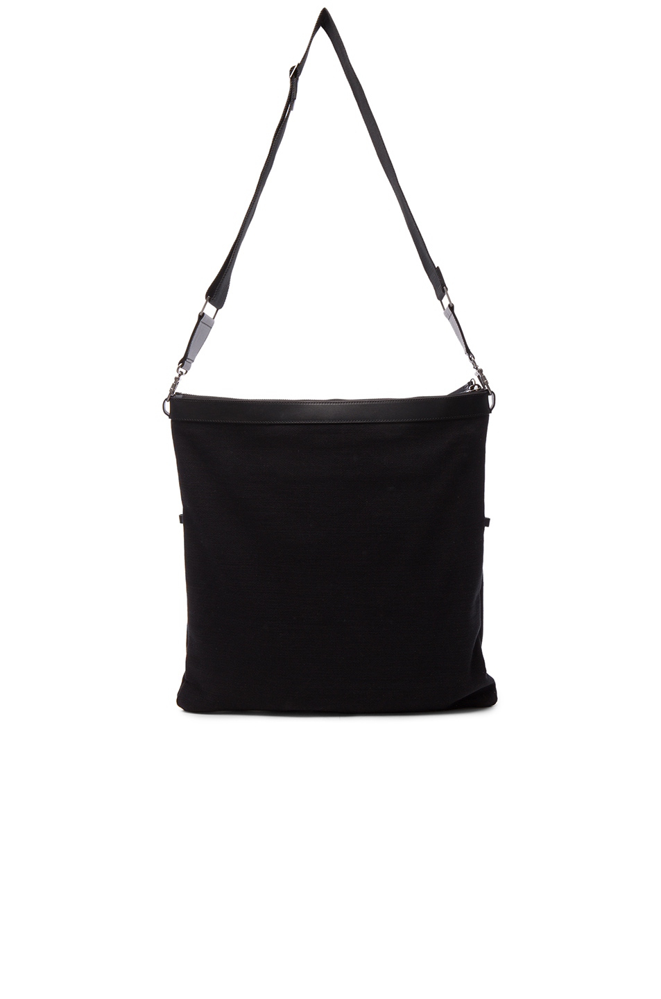 Maison Margiela Canvas Tote in Black