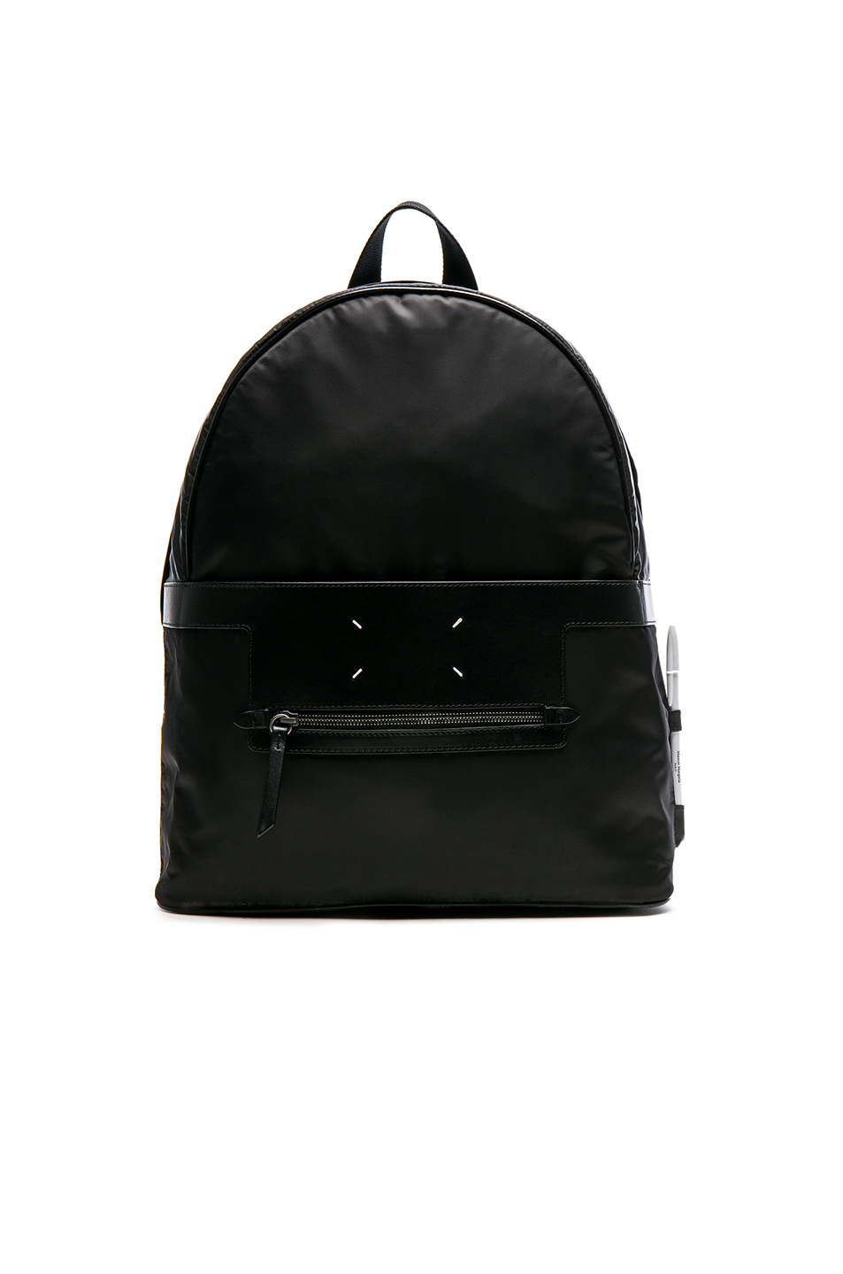 Maison Margiela Nylon Backpack in Black