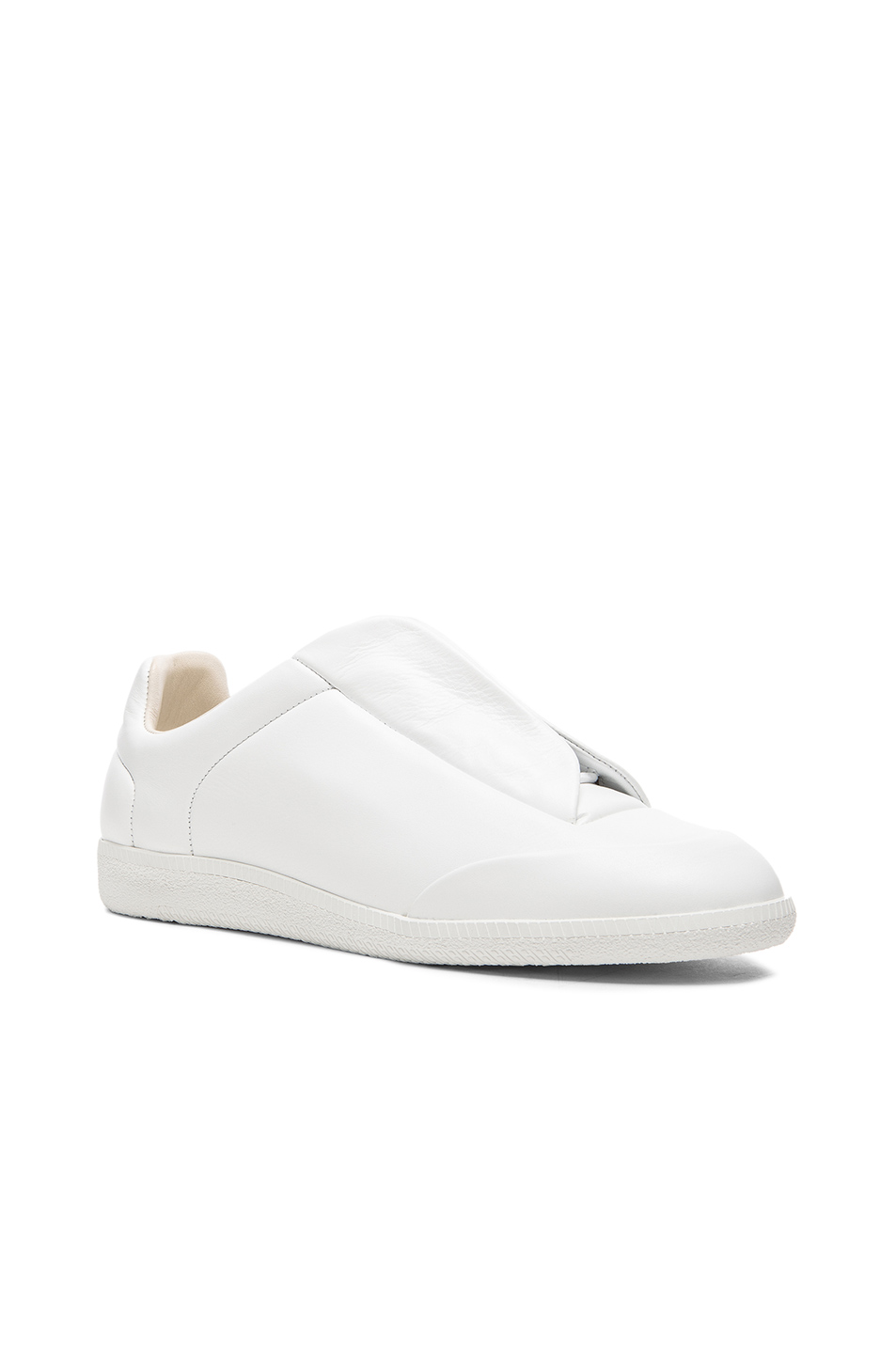 Maison Margiela Future Low Top in White