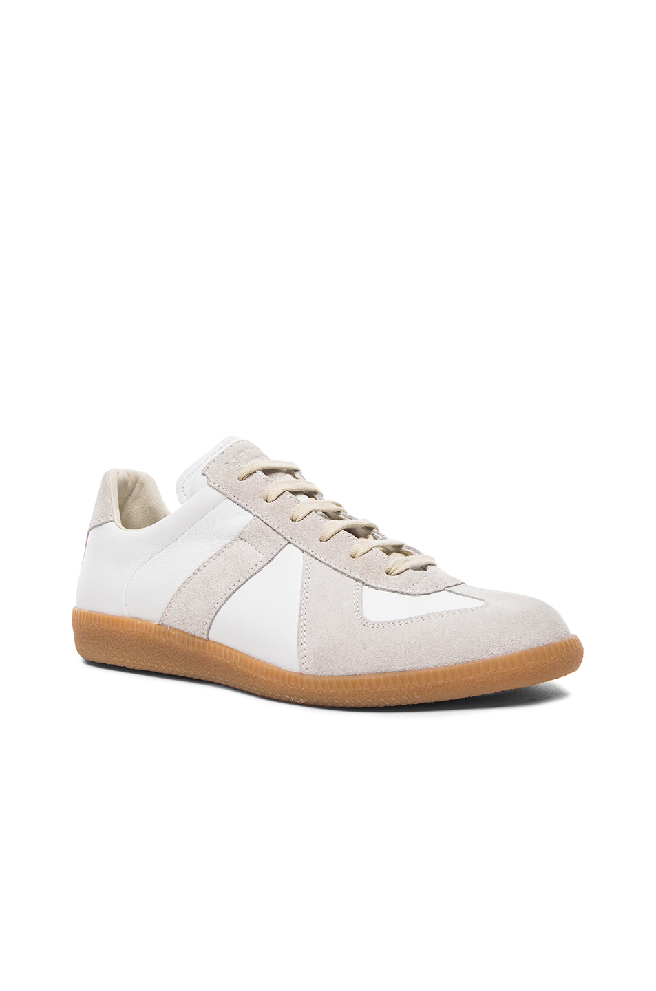 Maison Margiela Replica Low Top Sneaker in White