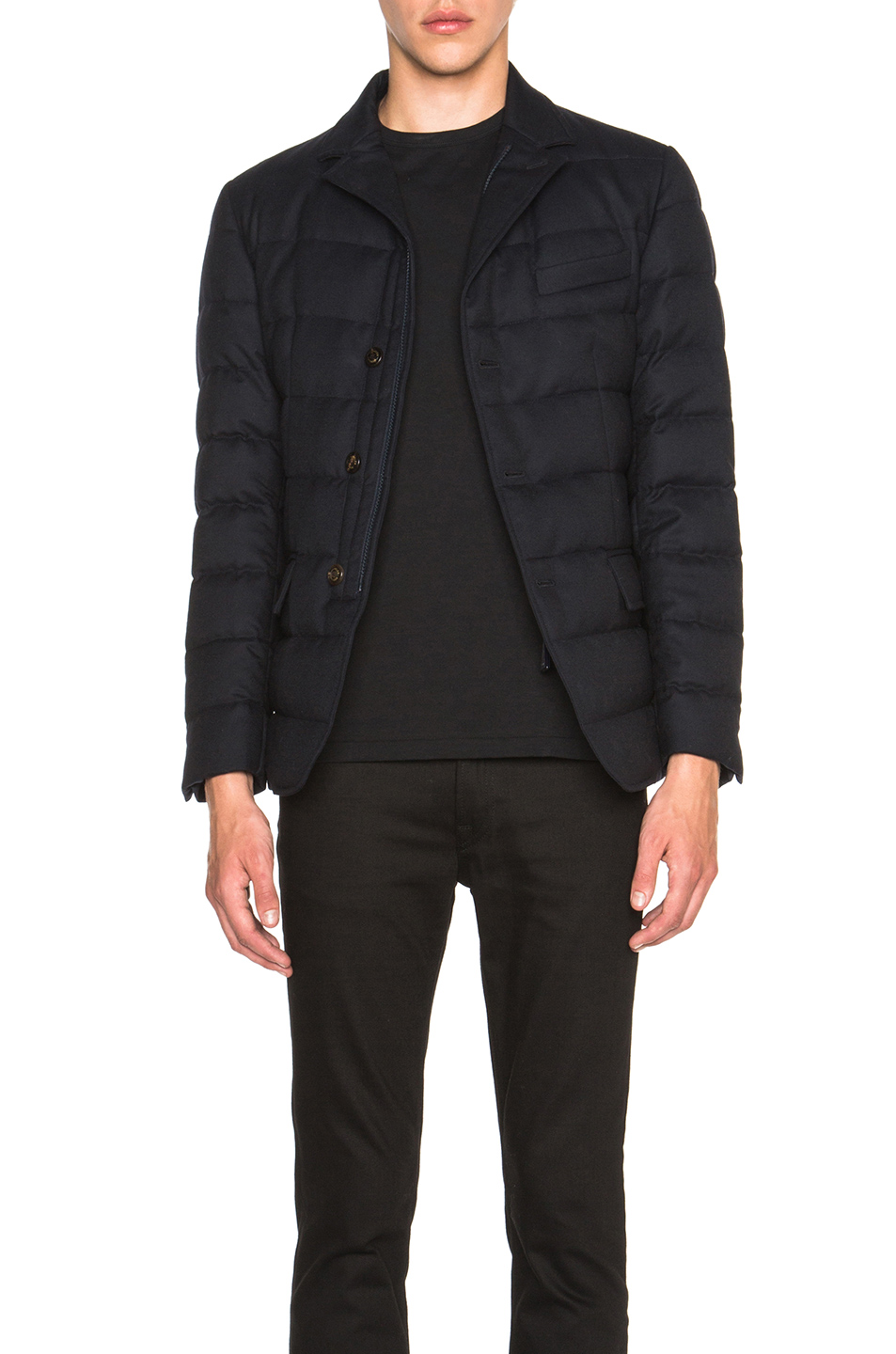 MONCLER Rodin Jacket in Blue