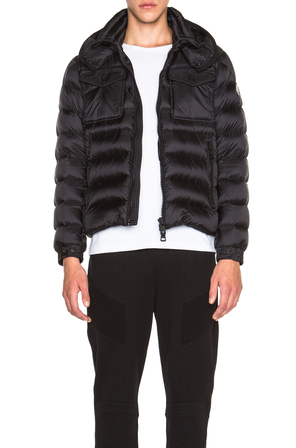 MONCLER Edward Jacket in Black
