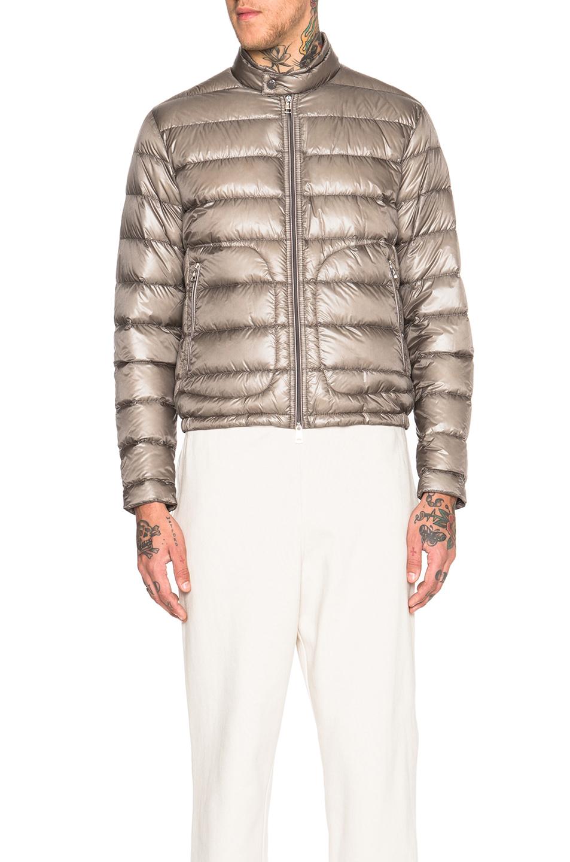 MONCLER Acorus Jacket in Gray