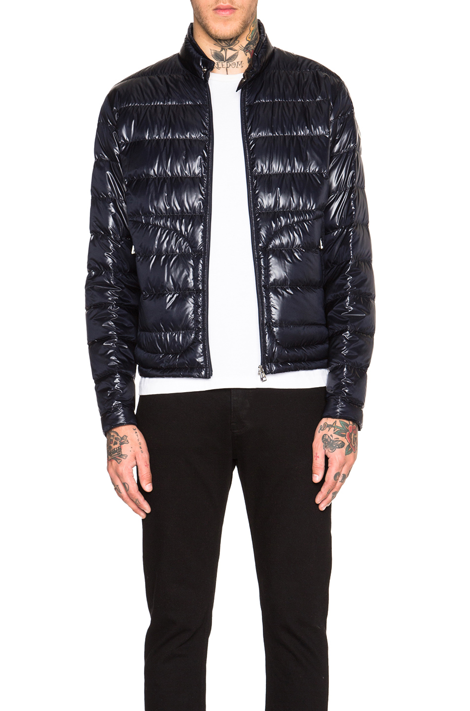 MONCLER Acorus Jacket in Blue