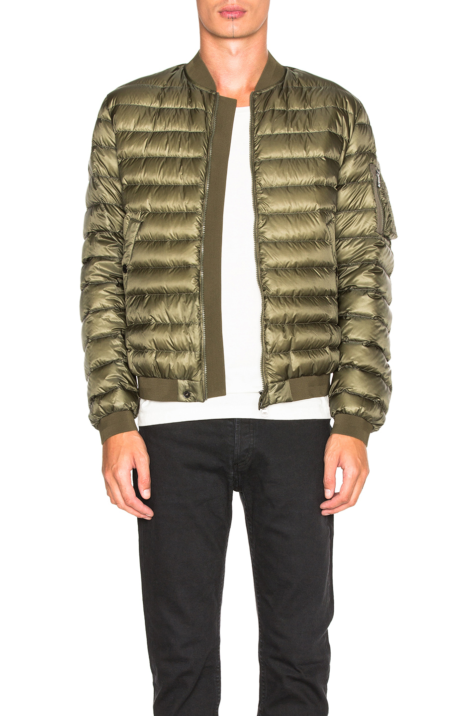 Moncler Aidan Jacket in Green
