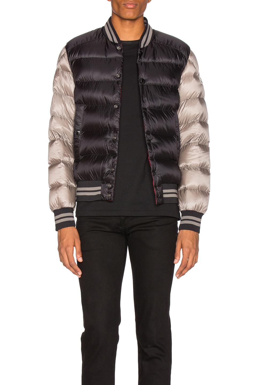 Moncler Bradford Jacket in Black