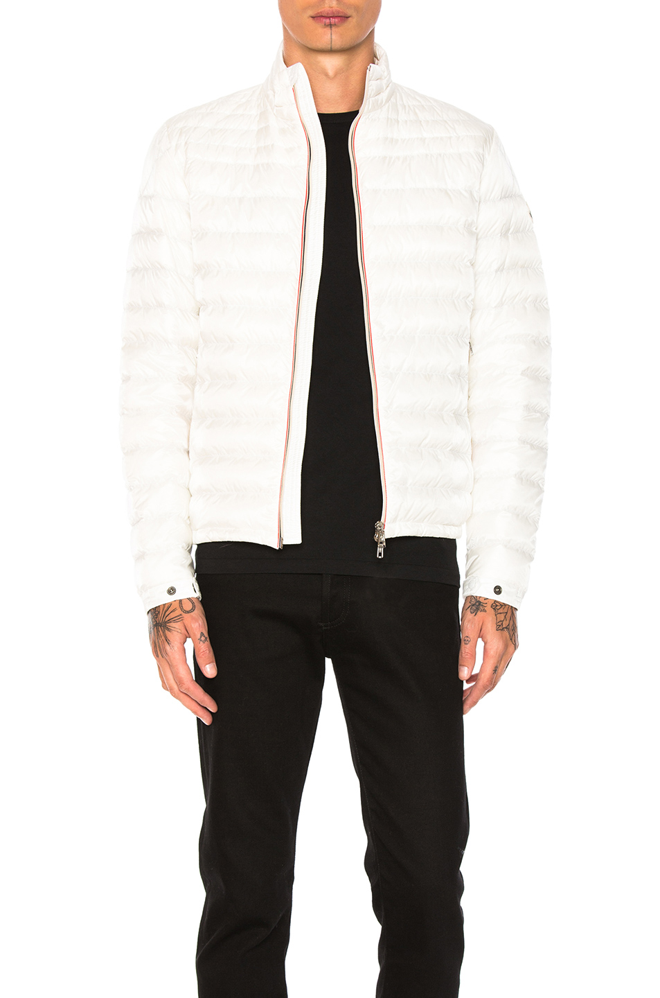 Moncler Daniel Jacket in White