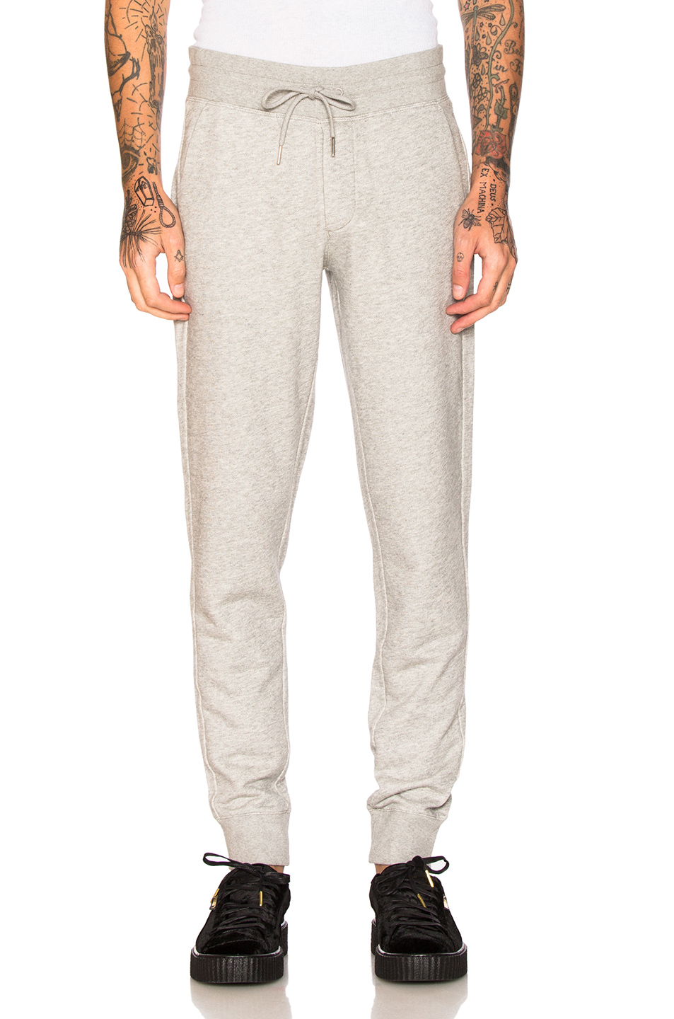 Moncler Sweatpants in Gray