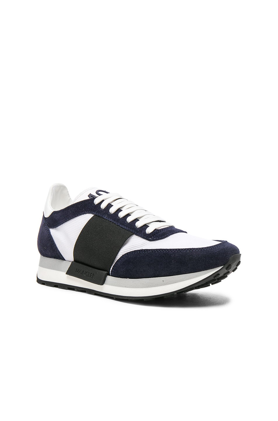 Moncler Horace Sneakers in Blue,White