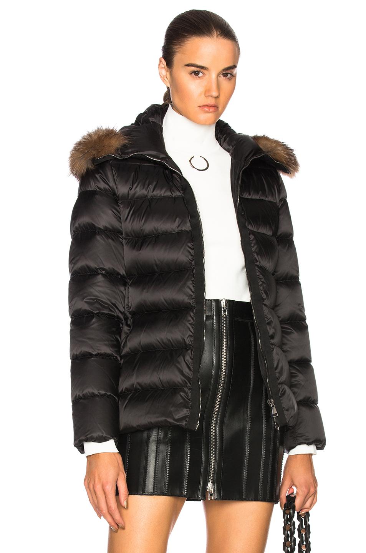 Moncler Tatie Jacket in Black