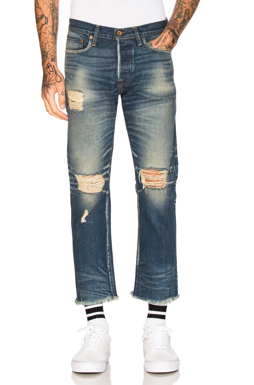 NSF Romi Jeans in Blue