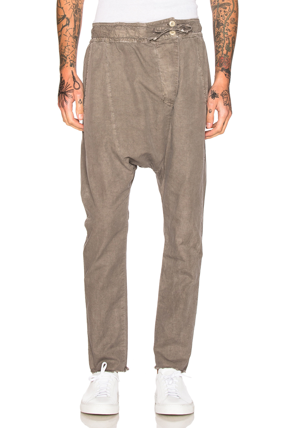 NSF Hammer Pants in Gray