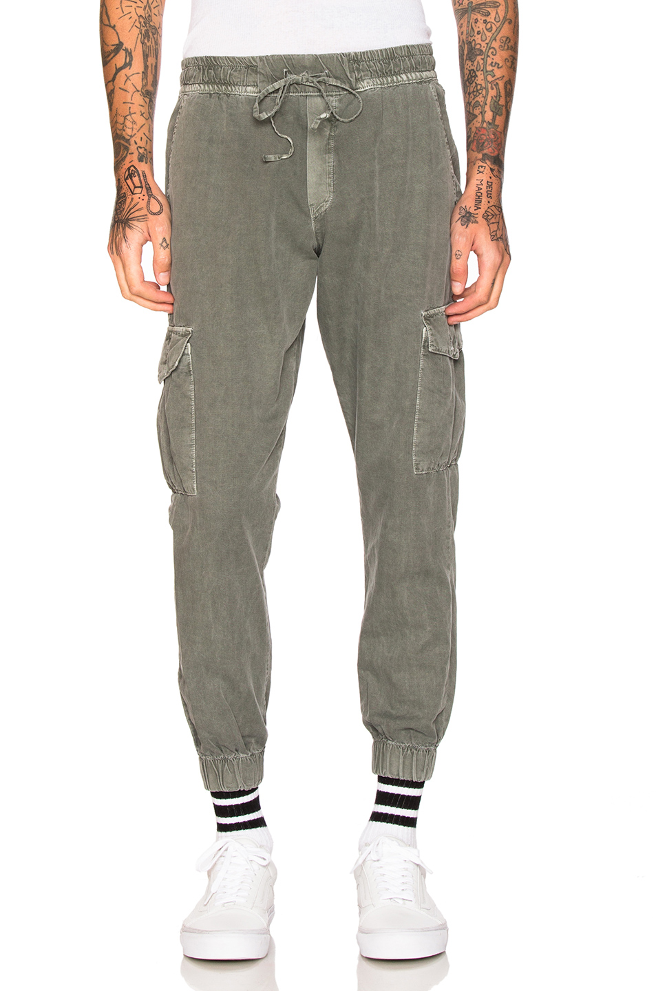 NSF Johnny Pants in Green