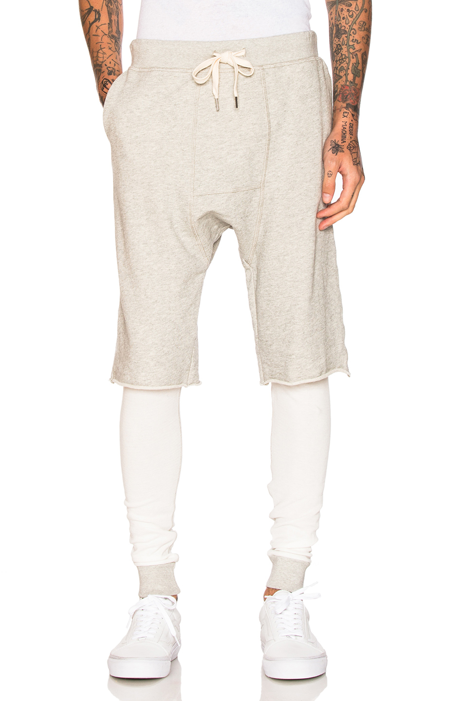 NSF Skye Pants in Gray