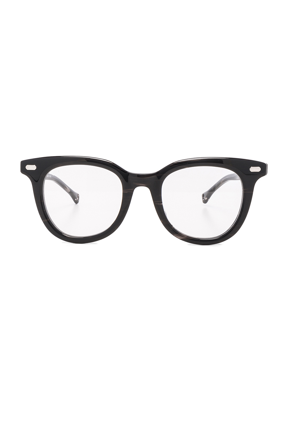 OAMC Halo Glasses in Black