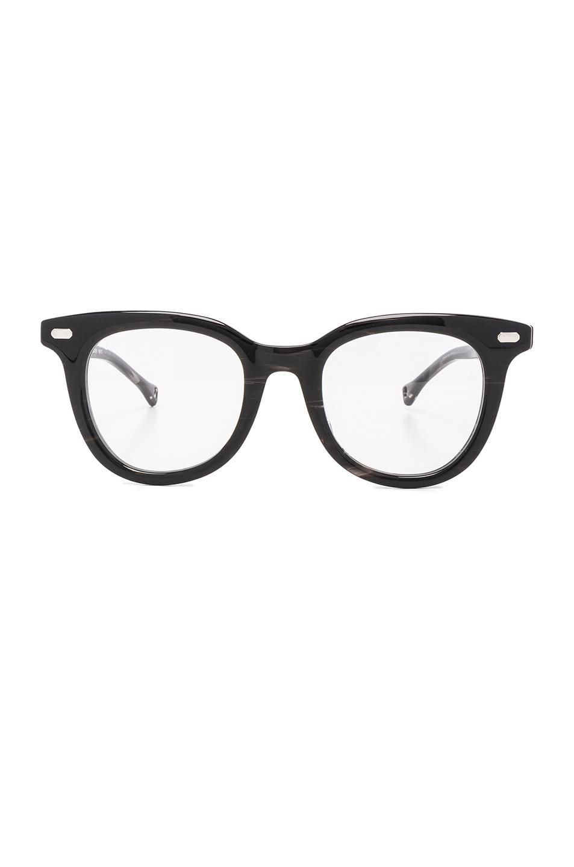 OAMC Halo Glasses in Black