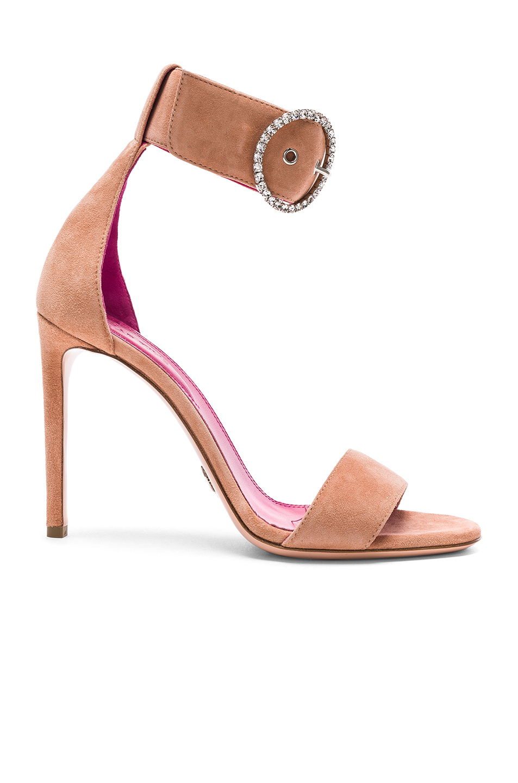Oscar Tiye Erica Sandals in Pink
