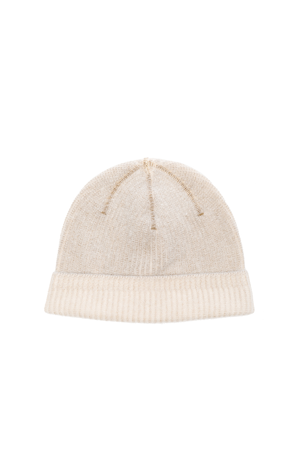 Our Legacy Knitted Hat in Neutrals