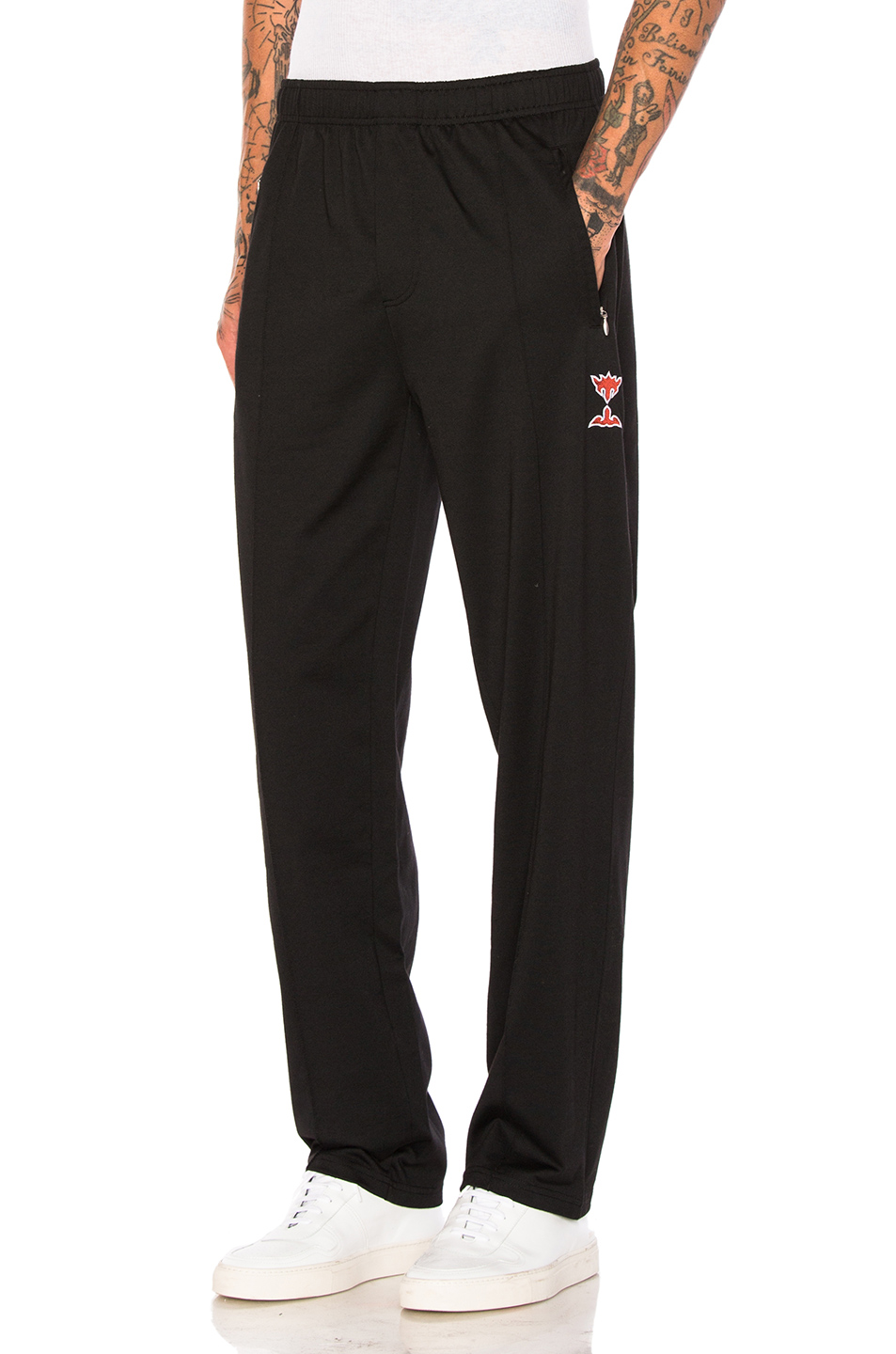Our Legacy Team Track Pants in Black