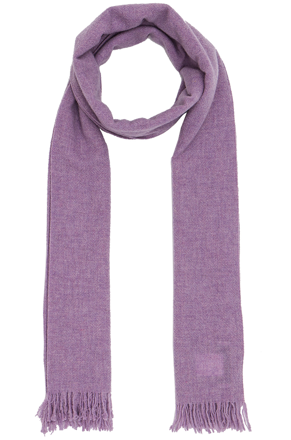 Our Legacy Wool Scarf in Purple