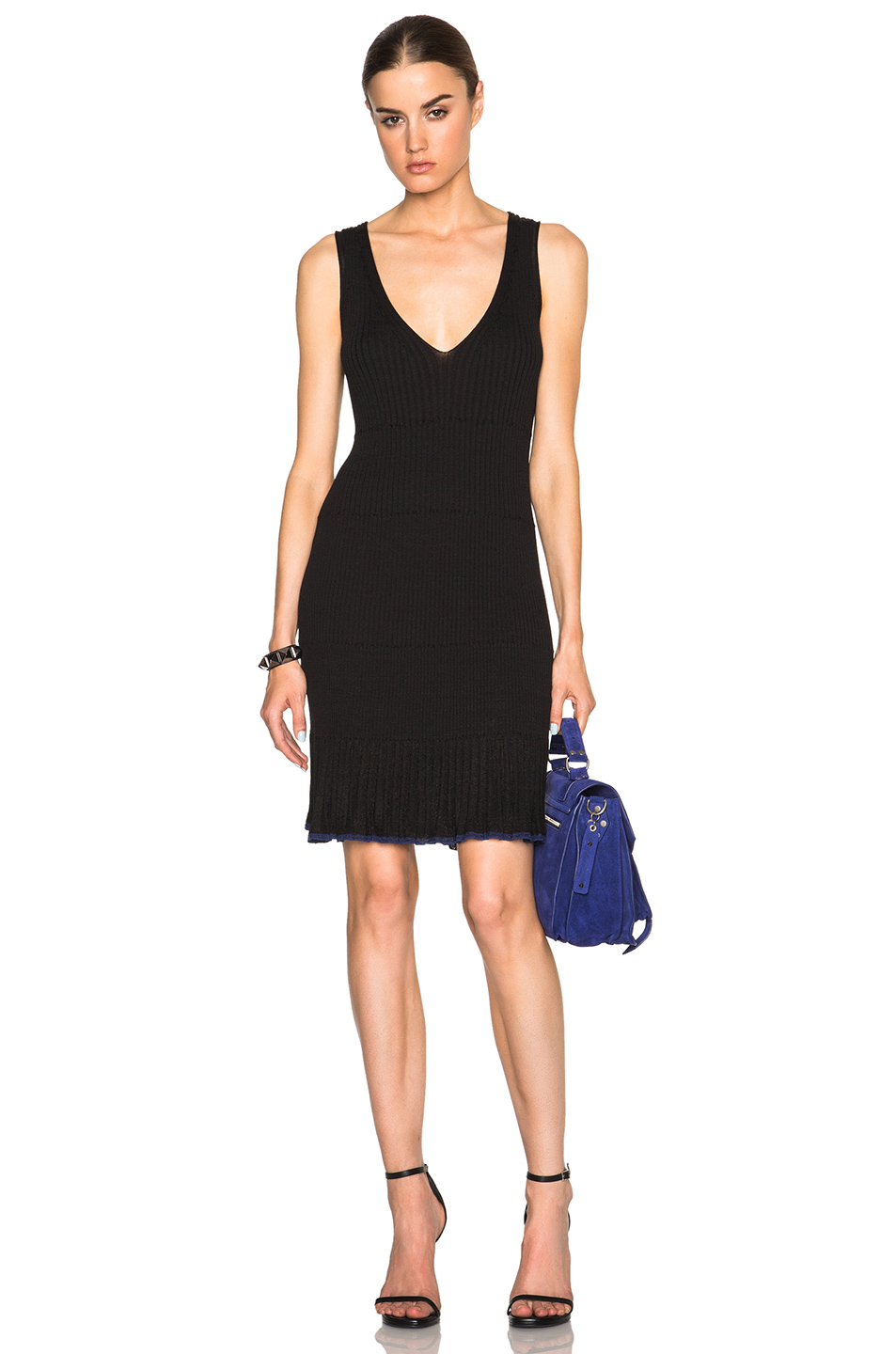 Rag & Bone Yasmine Dress in Black
