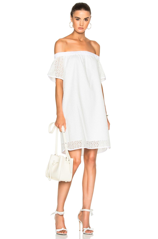 Rag & Bone Flavia Dress in White