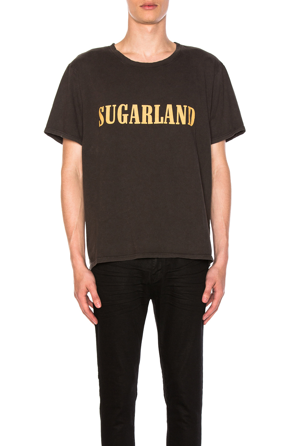Rhude Sugarland T-Shirt in Black