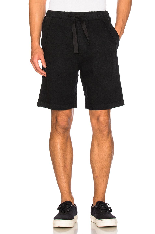 Simon Miller Rankin Shorts in Black