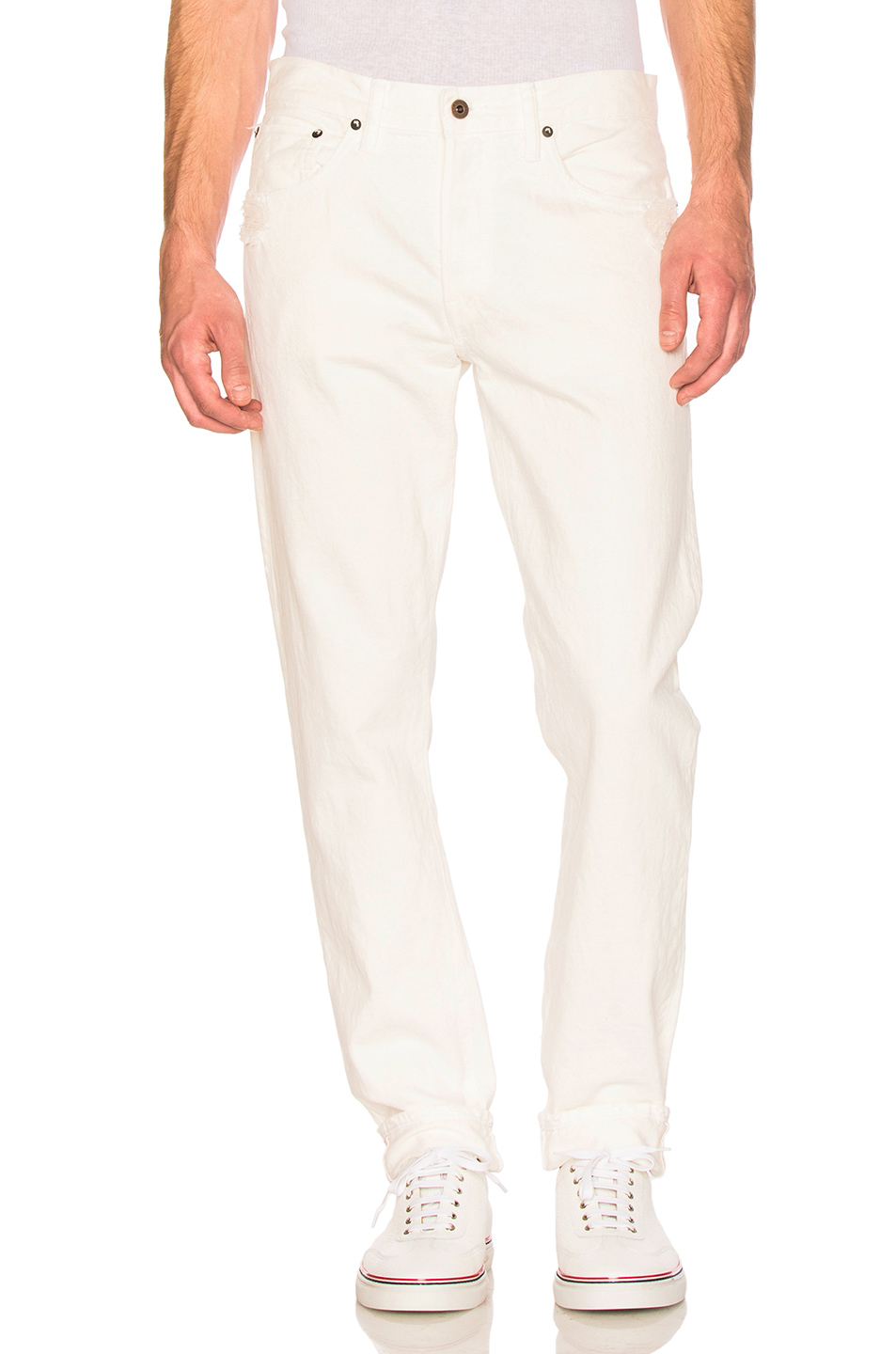 Simon Miller Wayne Jeans in White
