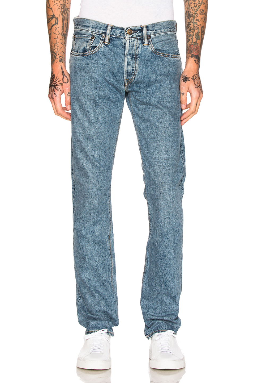 Simon Miller Cedar Jeans in Blue