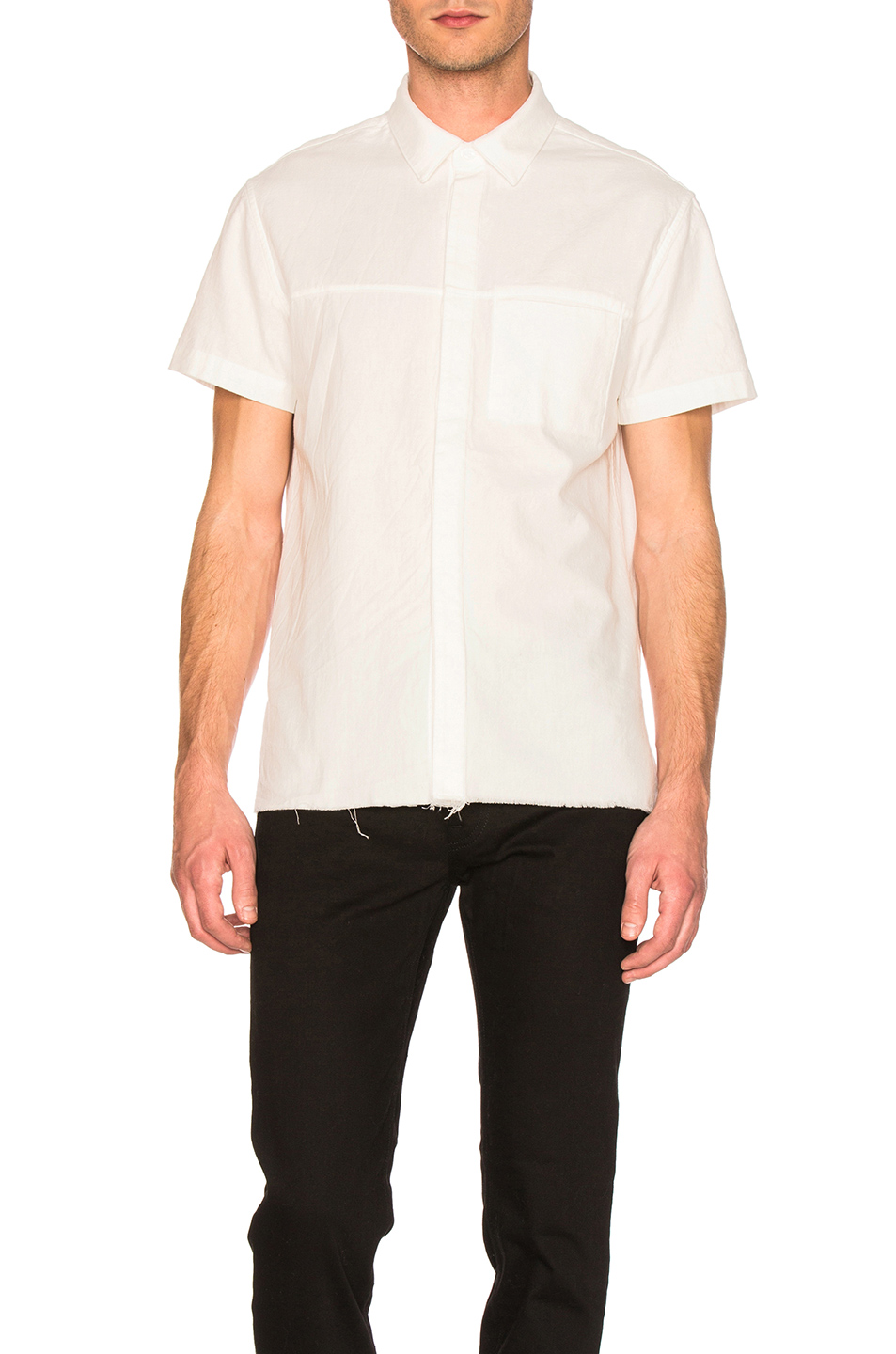 Simon Miller Guhn Shirt in White