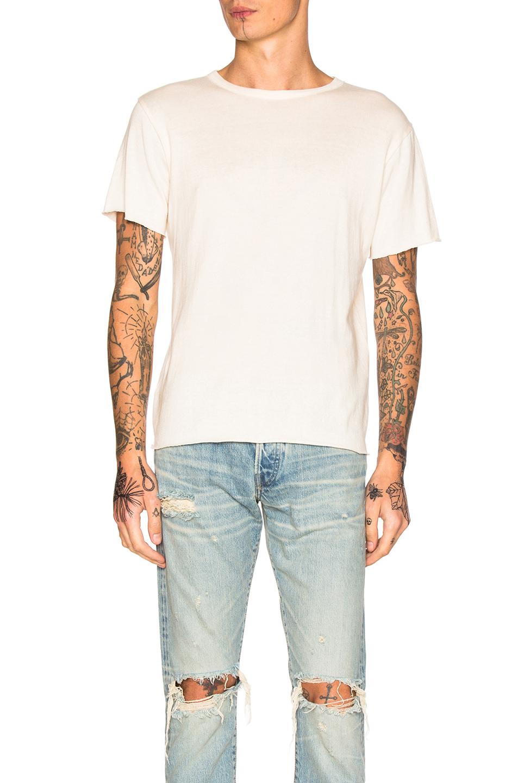 Simon Miller Alameda T-Shirt in Neutrals