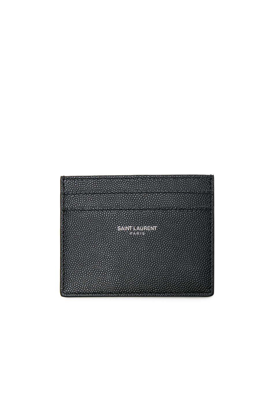 Saint Laurent Cardholder in Black