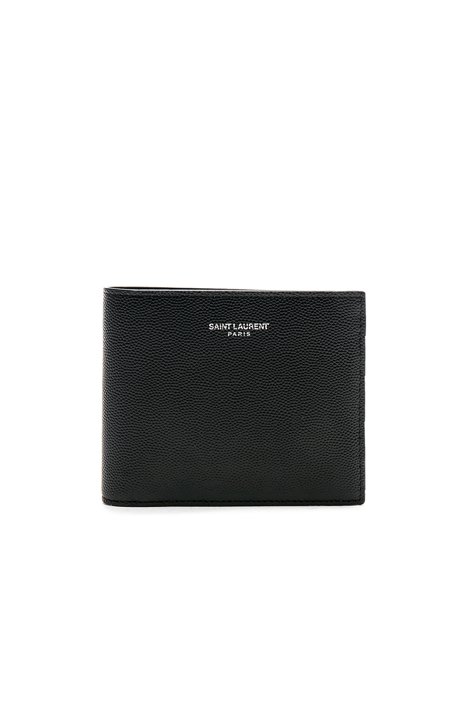 Saint Laurent Billfold Wallet in Black