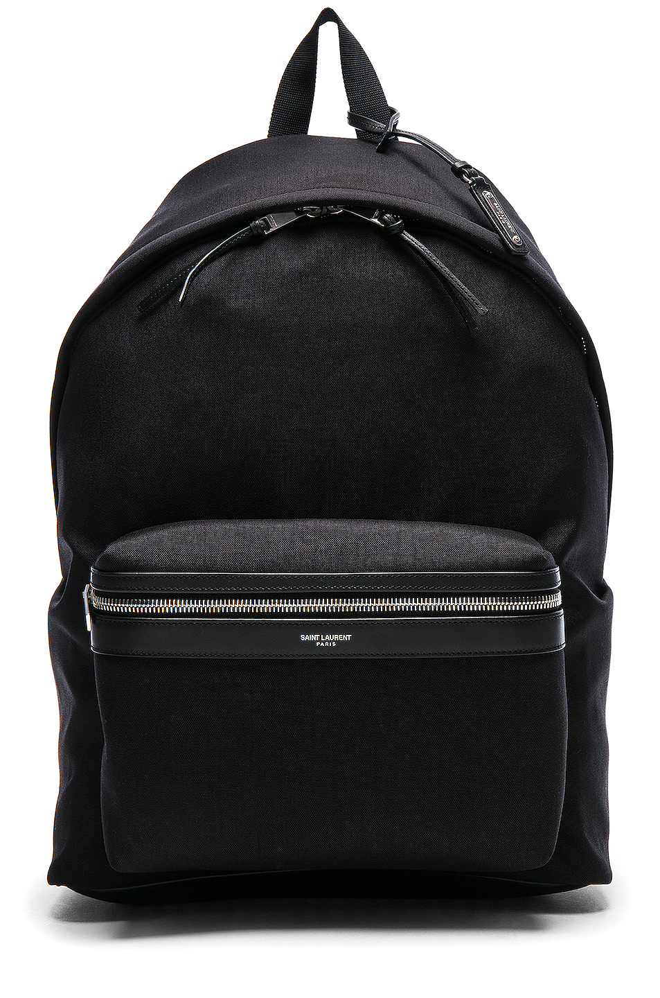 Photo of Saint Laurent Backpack in Black - shop Saint Laurent menswear