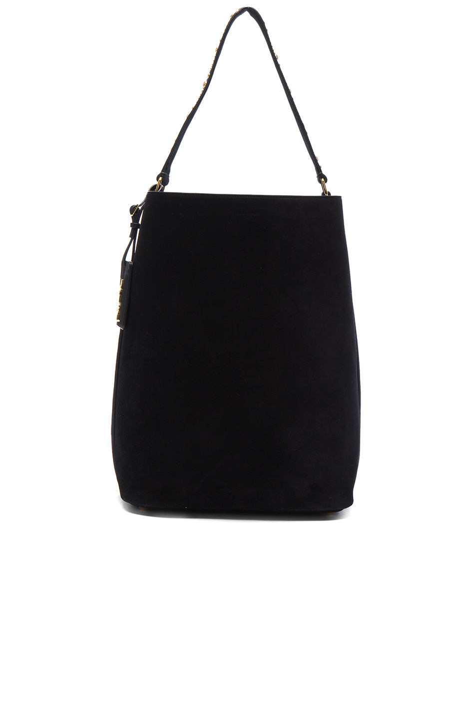 Saint Laurent Hobo Large Bag in Black
