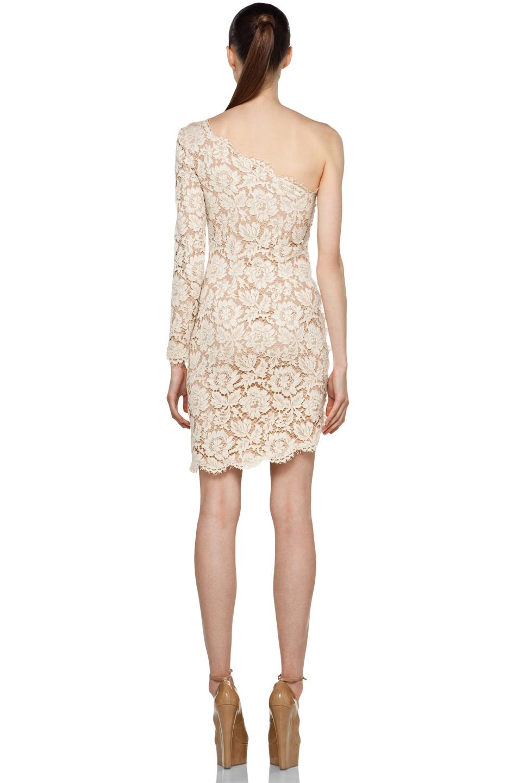Cream Lace Dress Lace Dress in Cream