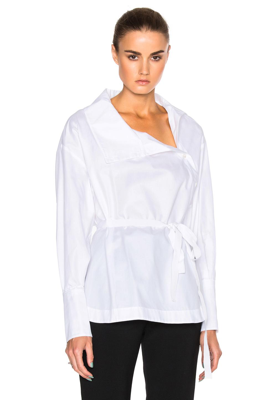 Stella McCartneyDogtooth Shirt in White