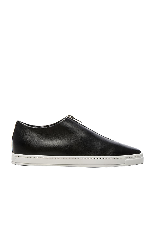 Stella McCartneyZip Loafers in Black
