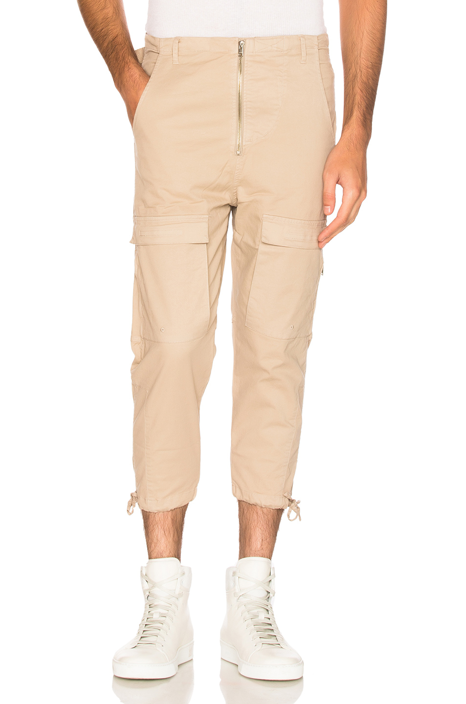 Stampd Deck Pants in Neutrals