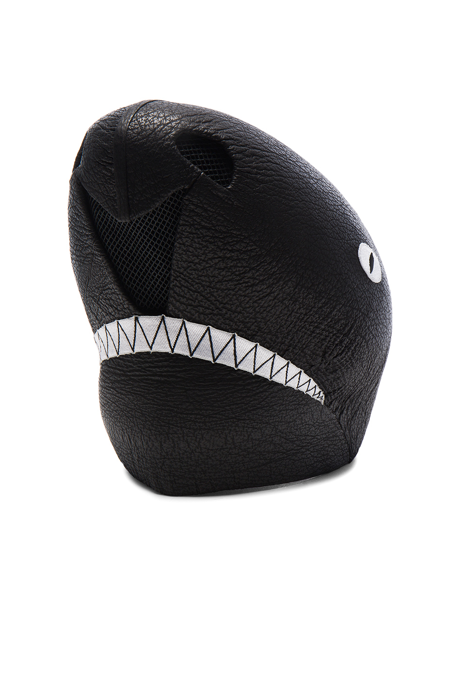 Thom Browne Shark Mask in Black