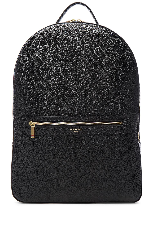 Thom Browne Backpack in Black