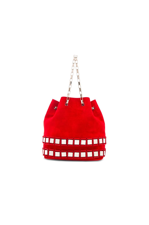 Tomasini Rosie Bag in Red