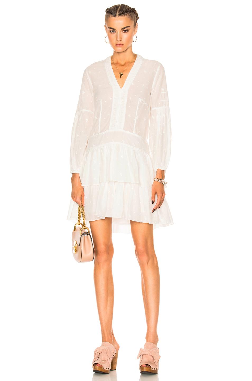 Ulla Johnson Jaclyn Dress in White