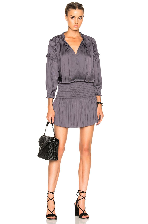 Ulla Johnson Kiko Dress in Gray