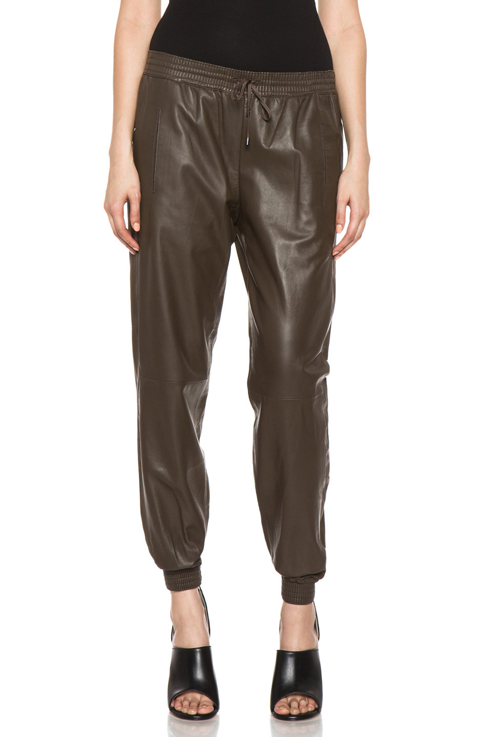 Find leather jogging pants women at ShopStyle. Shop the latest collection of leather jogging pants women from the most popular stores - all in one.