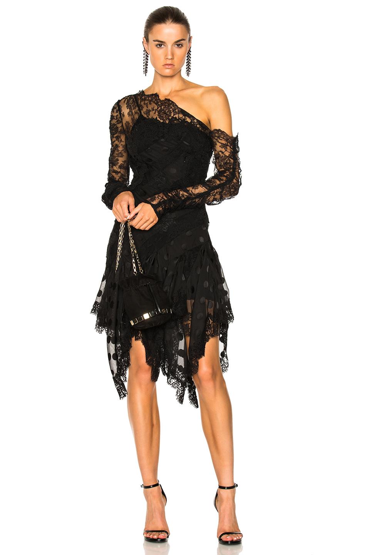 Zimmermann Maples Temperance Dress in Black