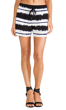 DEREK LAM 10 CROSBY Boxer Short in Ink Combo
